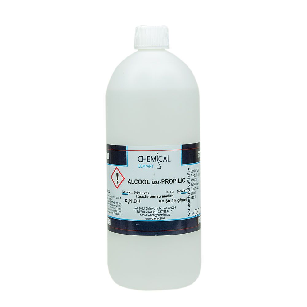 Isopropyl alcohol |